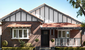 A heritage California bungalow receives a timeless renovation