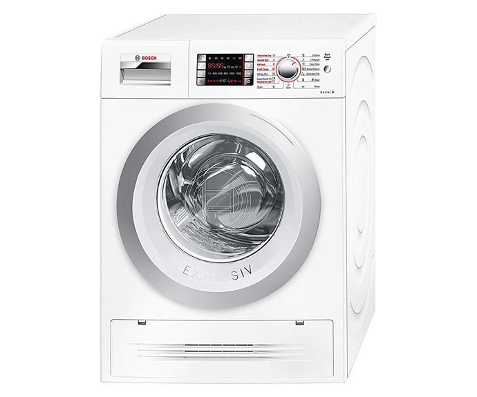 "Bosch 8kg/4kg Washer Dryer Combo, $1589, [Appliances Online](https://www.appliancesonline.com.au/product/bosch-wvh28490au-8kg-front-load-washing-machine target=""_blank"" rel=""nofollow"")."
