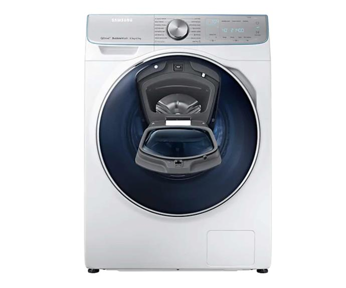 """**[Samsung 8.5kg/6kg QuickDrive Washer/Dryer Combo, $1749, Samsung](https://www.samsung.com/au/washing-machines/wd7800n/