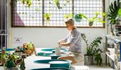 The mother-and-daughter duo making beautiful ceramics