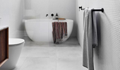 How to attach a towel rail to tiles in 4 steps