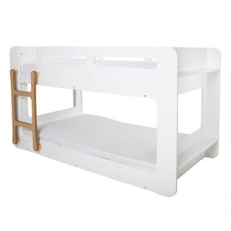"CHARLIE Single Bunk Bed, White, $999, [Freedom](https://www.freedom.com.au/sale/furniture/bedroom/23523050/charlie-single-bunk-bed-white?reflist=kids target=""_blank"" rel=""nofollow"")"