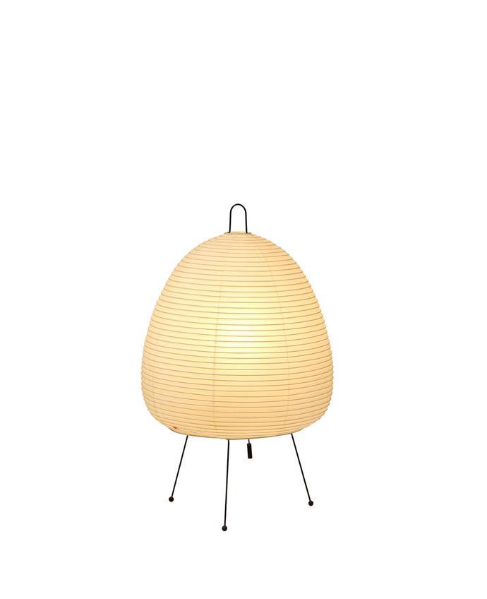 "Vitra Akari 1A Lamp, $520, [Arrival Hall](https://arrivalhall.com.au/products/vitra-akari-1a-lamp|target=""_blank""|rel=""nofollow"")"