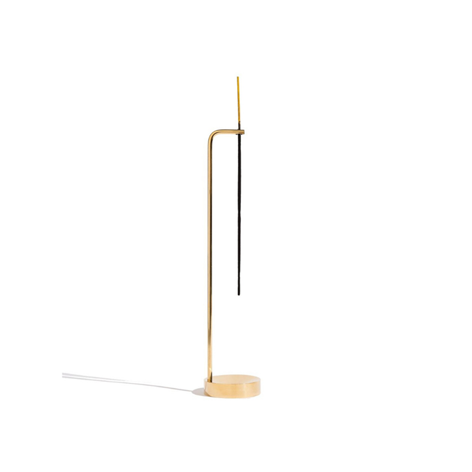 """Solid brass 'Downside' incense holder, $120, [The Cool Hunter](https://shop.thecoolhunter.net/product/solid-brass-downside-incense-holder/