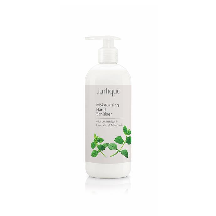 """**Jurlique Moisturising Hand Sanitizer, $29 (250ml), [Jurlique](https://www.jurlique.com/au/moisturising-hand-sanitiser-hs20.html