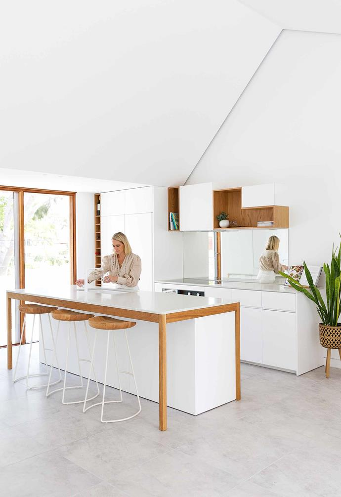 "**Kitchen** Designed by Brenden and built by [Sublime Custom Joinery](https://www.sublimecustomcabinetry.com.au/|target=""_blank""