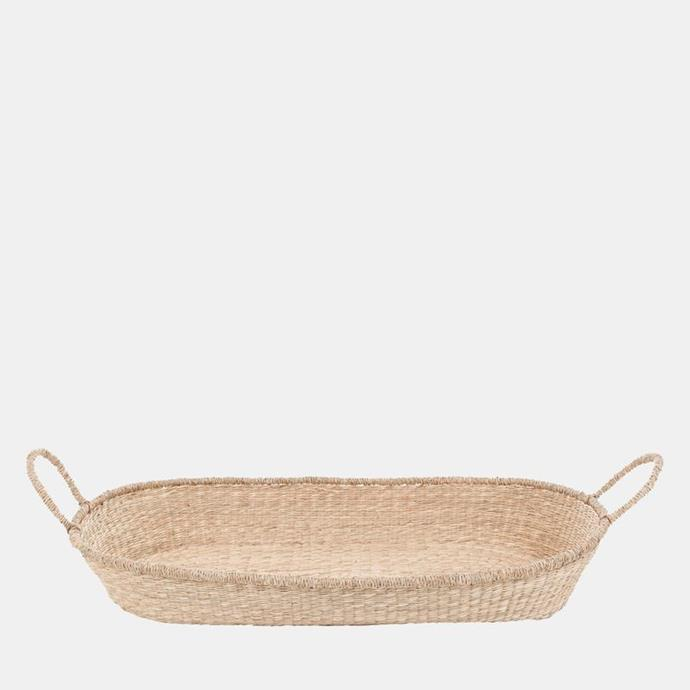 "Nyla Changing Basket, $119, [Olli Ella](https://au.olliella.com/collections/homewares/products/nyla-changing-basket|target=""_blank""|rel=""nofollow"")"