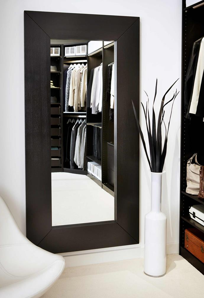 """One of our top picks from the mid-year sale includes the IKEA [MONGSTAD mirror](https://www.ikea.com/au/en/p/mongstad-mirror-black-brown-20192545/