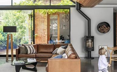 10 homes designed for winter comfort