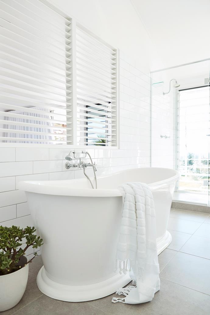 Blinds and shutters in the bathroom may attract mould and mildew, so will require regular cleaning.