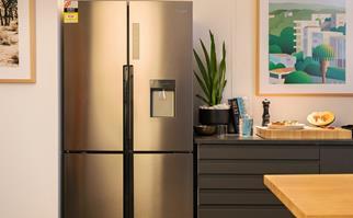 Haier 565L Quad Door Refrigerator