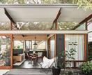 A mid-century style home in Manly is the perfect bush retreat