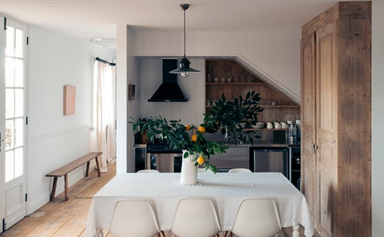 Inside Collette Dinnigan's revamped Airbnb barn in Bowral