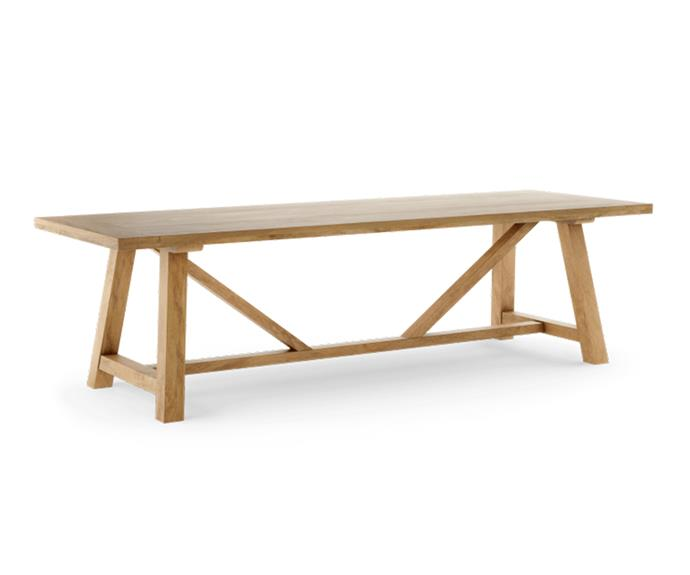 "Shamal Dining Table, $1349, [Brosa](https://fave.co/2DKmsuH|target=""_blank""