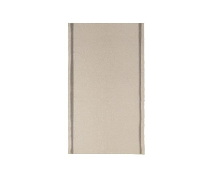 """**[VARDAGEN Tablecloth, $19.99, IKEA](https://www.ikea.com/au/en/p/vardagen-tablecloth-beige-00287832/ target=""""_blank"""" rel=""""nofollow"""")** <br></br> At just under $20 and made from a durable linen and cotton blend, this tablecloth will become synonymous with delicious home-cooked meals and time spent making memories with those you love most."""