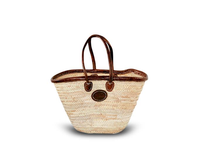 """**[Classic Market Basket Medium with Long Handles And Leather Trim, $80, Hard To Find](https://www.hardtofind.com.au/184007_classic-market-basket-medium-with-long-handles-and-leather-trim target=""""_blank"""" rel=""""nofollow"""")** <br></br>  Keeping a stylish basket bag by the front door serves two purposes: not only will it look good hanging from a stylish set of hooks, it will also be super handy for moments when you need to quickly pop down to the markets for fresh fruit and veg."""