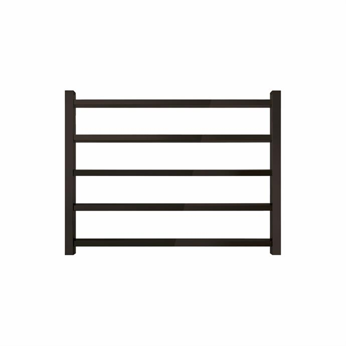 "Forme Boston 5 Bar Square Heated Towel Rail, $228, [Bunning](https://www.bunnings.com.au/forme-boston-5-bar-square-heated-towel-rail_p0102768|target=""_blank""