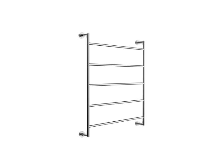 "Mizu Drift Heated Towel Rail 850 x 760mm Polished Stainless Steel, $580, [Reece](https://www.reece.com.au/product/mizu-drift-heated-towel-rail-850-x-760mm-polished-9506131?query=towel%20heated|target=""_blank""|rel=""nofollow"")"