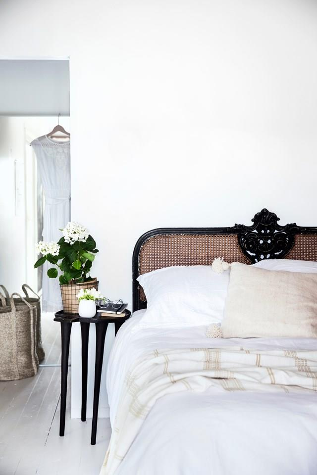 """What's old is new again with this look. Refurbished furniture and [vintage-style piece](https://www.homestolove.com.au/vintage-furniture-shopping-8244