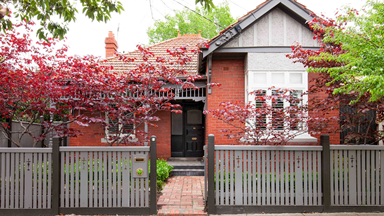 A Melbourne period home with a contemporary extension