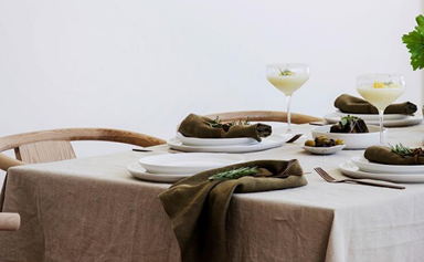 12 table linen buys for the perfect host