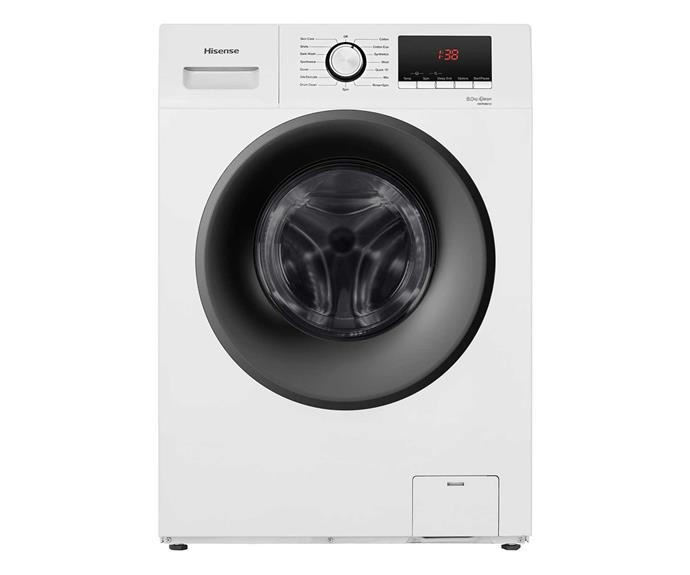 """**Hisense 8kg Front Load Washing Machine, $499, [Catch](https://www.catch.com.au/product/hisense-hwfm8012-8kg-front-load-washing-machine-7267759