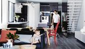 A new build in Port Melbourne resulted in the ideal family home