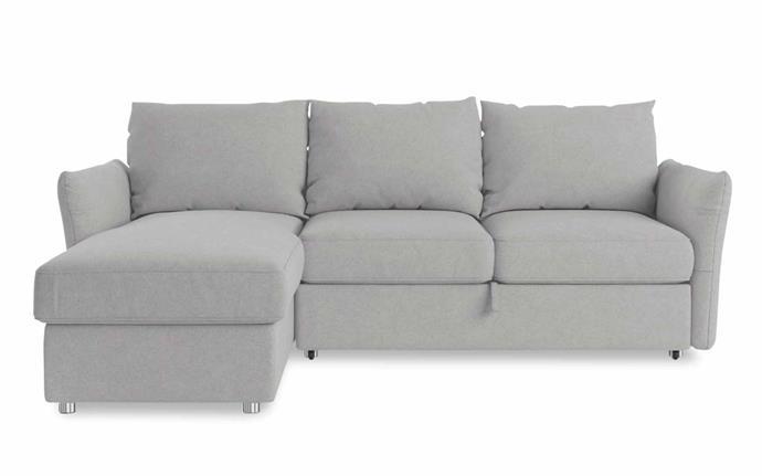 "Austin Full Sleeper modular sofa with storage in Classic, $1499, [Brosa](https://www.brosa.com.au/|target=""_blank""|rel=""nofollow"")."