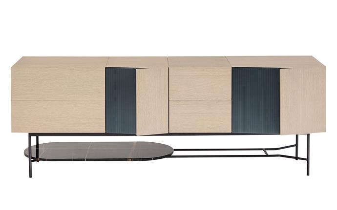 "Cresta sideboard in various finishes, from $5995, [Domo](https://www.domo.com.au/|target=""_blank""