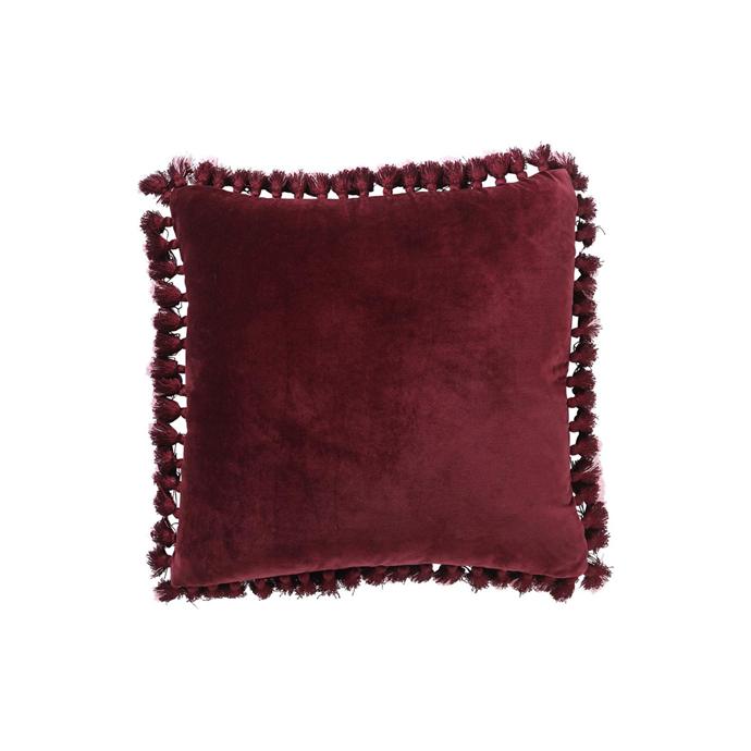 "Kip & Co port tassel cushion, $99, [Life Interiors](https://www.lifeinteriors.com.au/kip-co-port-tassel-cushion target=""_blank"" rel=""nofollow"")"