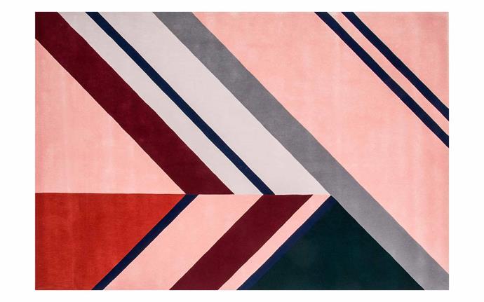 "Finch rug (200cm x 300cm), $3900, [Designer Rugs](https://www.designerrugs.com.au/|target=""_blank""|rel=""nofollow"")."