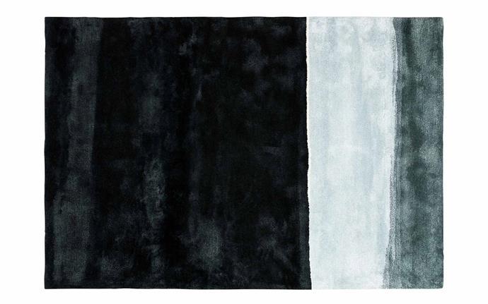 "Asplund 'Horizon' rug (160cm x 240cm), $8270, [Great Dane](https://greatdanefurniture.com/|target=""_blank""|rel=""nofollow"")."
