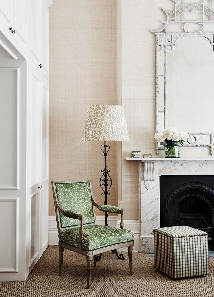 "This handsome Victorian house has a newfound sense of lightness thanks to a robust renovation by Adelaide Bragg, including a subtle sisal carpet that brings a sense of freshness to the [vintage furniture](https://www.homestolove.com.au/vintage-furniture-shopping-8244|target=""_blank"")."