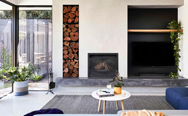 A heritage home in Melbourne is redesigned for modern family living