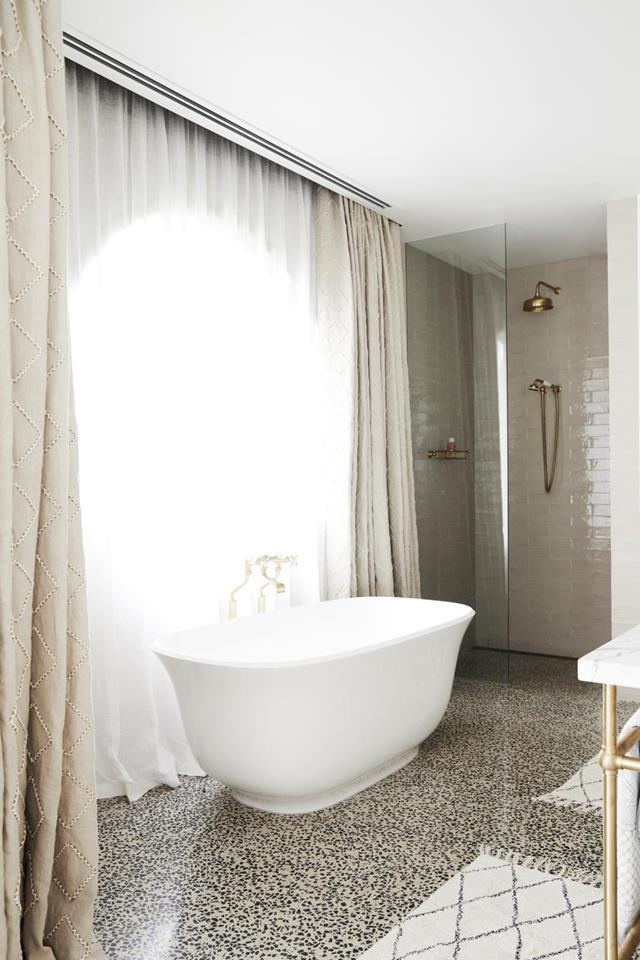 When it comes to renovating a bathroom, Taylor says it pays to get the layout right. Most buyers will be looking for ample storage, and a separate bath and shower.