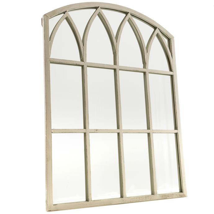 "Lavinia Garden Mirror, $149, [Temple & Webster](https://www.templeandwebster.com.au/Lavinia-Garden-Mirror-MID-10-Mir-CHAB1468.html|target=""_blank""|rel=""nofollow"")"