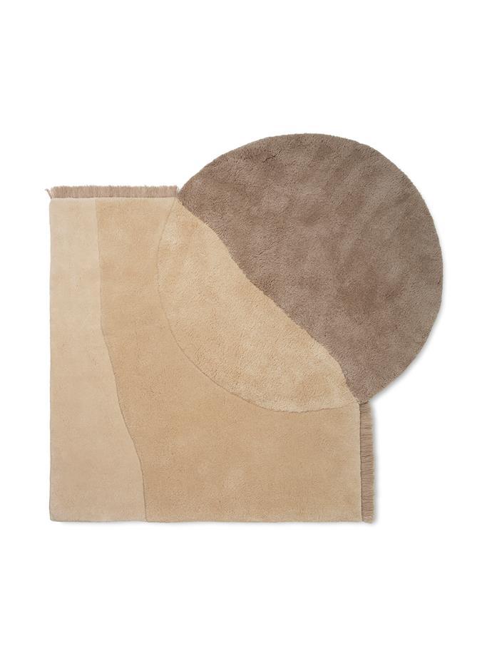 "View tufted rug in Beige (1.8m x 1.4m), $816, [Finnish Design Shop](https://www.finnishdesignshop.com/textiles-rugs-carpets-wool-rugs-view-tufted-rug-beige-p-27784.html?region=au&utm_source=google&utm_medium=surfaces&utm_campaign=au&utm_content=free-google-shopping-clicks&gclid=Cj0KCQjwyJn5BRDrARIsADZ9ykGvXVTba5D9YKGd8XpVQVrYaX91U01jof-HFDBPDJSt1uurytvEQeoaAoZyEALw_wcB|target=""_blank""|rel=""nofollow"")"