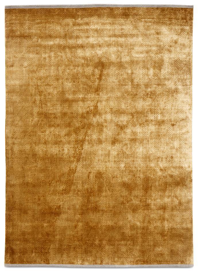 "Elpida rug in Red Ochre (2m x 3m), $4219, [BoConcept](https://www.boconcept.com/en-au/elpida/104011032290.html#q=Elpida+rug+in+Red+Ochre|target=""_blank""|rel=""nofollow"")"
