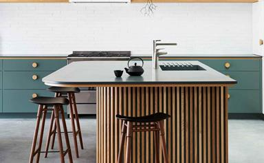 12 island benches to inspire your next kitchen renovation