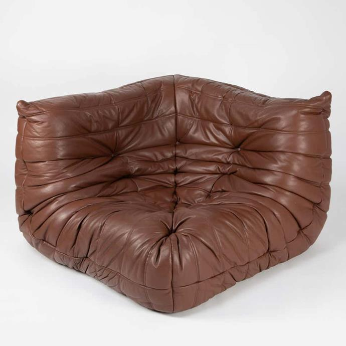 "Michel Ducaroy for Ligne Roset Corner Togo Chair, $3,604.97, [1st dibs](https://www.1stdibs.com/furniture/seating/lounge-chairs/michel-ducaroy-ligne-roset-corner-togo-chair/id-f_16470371/|target=""_blank""