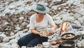 Sarah Glover's guide to cooking outdoors