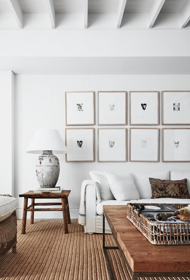 """Practicality, calmness and an affinity for neutrals underpin the chic aesthetic of this coastal [holiday house](https://www.homestolove.com.au/waterfront-abode-with-a-bahamas-inspired-aesthetic-20907