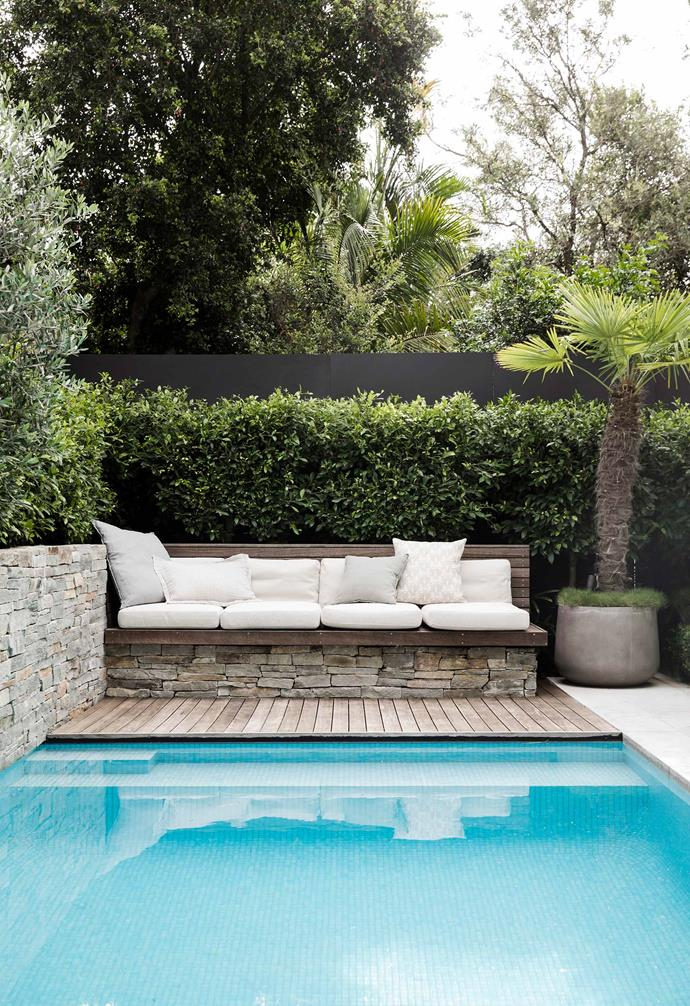 """Textural Baw Baw dry stone walling from [Eco Outdoor](https://www.ecooutdoor.com.au/