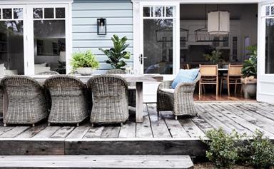 Outdoor decorating: Darren Palmer's design tips
