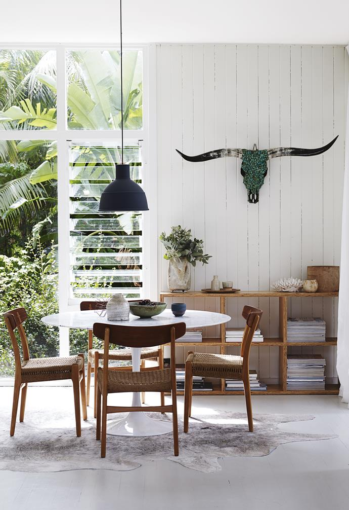 """Back home in Australia, Karen spent several years working with bespoke furniture maker [Mark Tuckey](https://www.marktuckey.com.au/