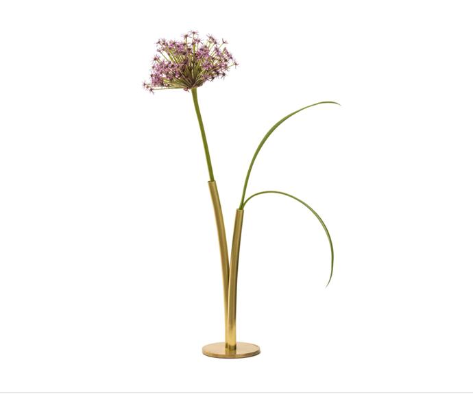 "Klong 'Skott' vase, $106, [Finnish Design Shop](https://royaldesign.com/au/skott-vase?gclid=CjwKCAjw1ej5BRBhEiwAfHyh1JwyxCfU_kQruVH5G7zAsb01GnZds3ID6q0I82_ra47ei86x5xmddRoC0t4QAvD_BwE#/150033|target=""_blank""|rel=""nofollow"")"