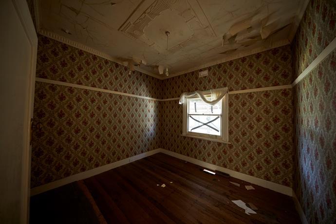House 2 interior.