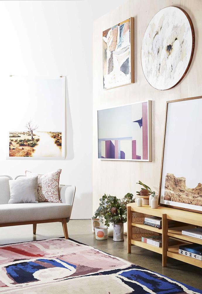 """A number of newer [smart TVs on the market](https://www.homestolove.com.au/best-smart-tv-australia-19805 target=""""_blank"""") have been designed specifically to blend into your home decor, like Samsung's The Frame."""