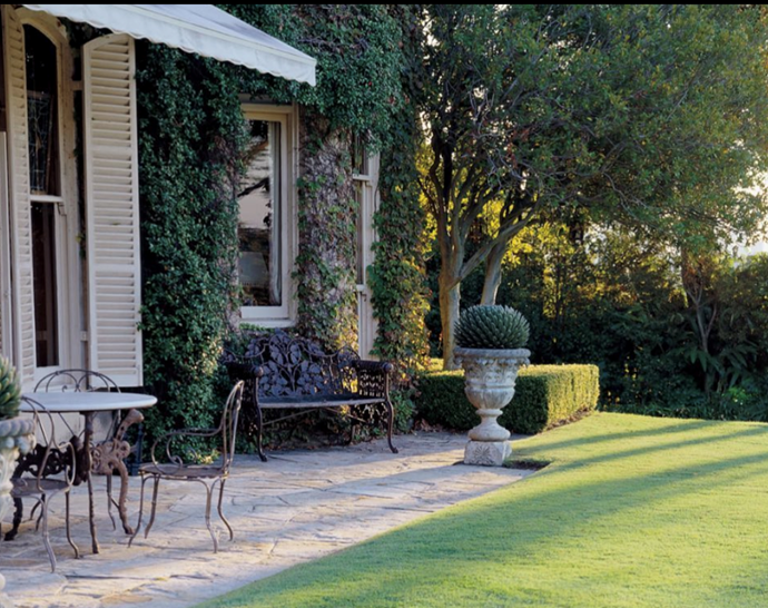 """Renowned landscape designer [Myles Baldwin](https://mylesbaldwin.com/#1