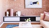 5 clever ways to decorate around your TV zone